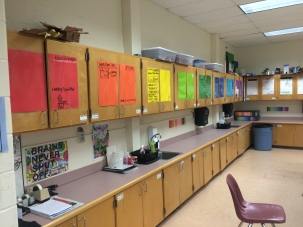 2015 Grade Level Cabinet Wall